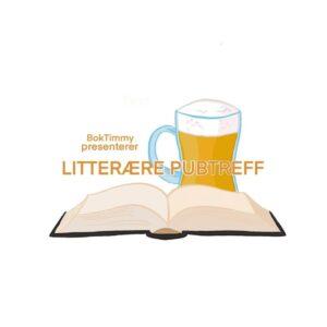 Logo for Litterære Pubtreff